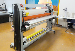 machine laminateur